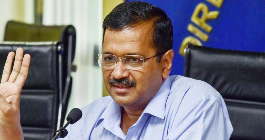ayodhya case verdict delhi cm arvind kejriwal reaction tweet