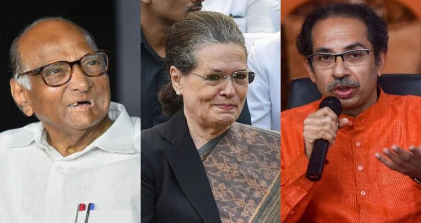 Mahavikas Aghadi government of Maharashtra is under threat musrnt