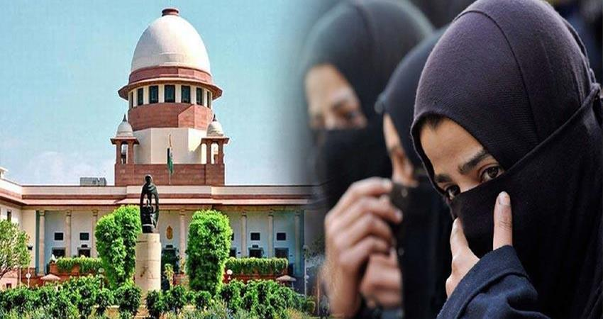 supreme court on triple talaq law notice to central government muslim womens