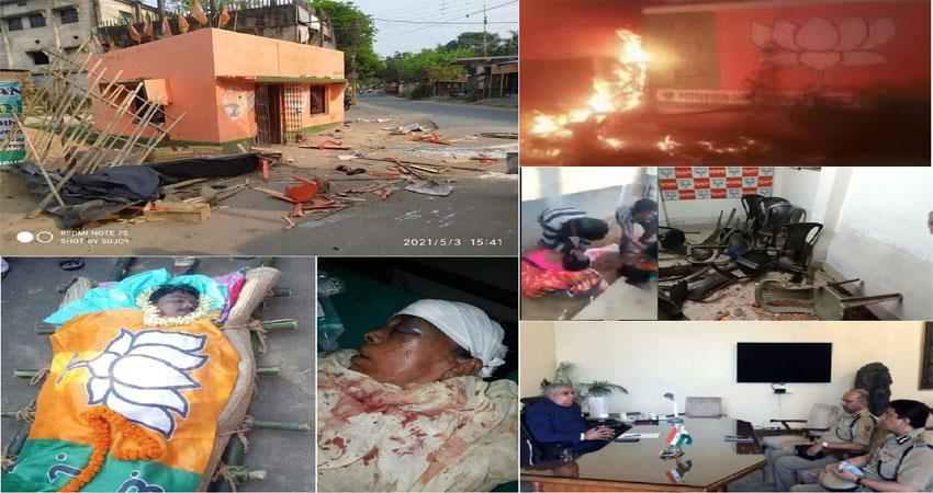 Post- poll violence, rape in Bengal, CBI should investigate: NHRC musrnt