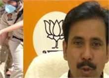 मुख्तार के आने पर UP के मंत्री का तंज- योगी जी की सरकार है, जिसने जो किया वो भरेगा
