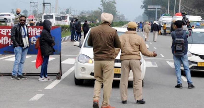 coronavirus lockdown in punjab border sealed state will remain closed on weekends prshnt