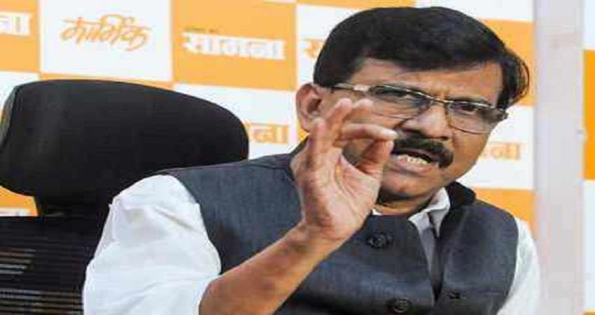 shivsena on stopping farmers from coming to delhi terrorist treatment of farmers pragnt