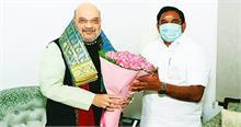 दिल्ली में तमिलनाडु CM पलानीस्वामी, चुनावों में BJP संग गठबंधन और शशिकला को लेकर चर्चा संभव