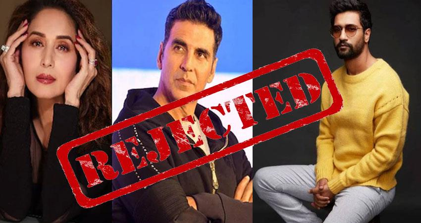 these 5 bollywood celebrities rejection in films audition anjsnt