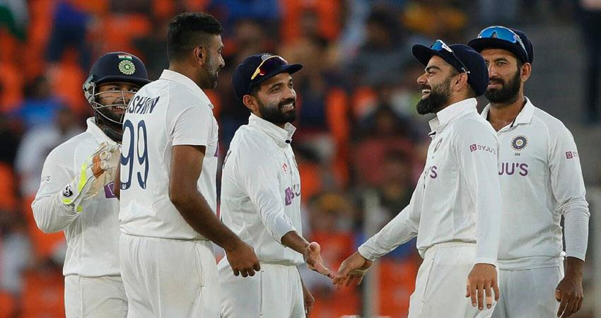 india bundled out england for 205 runs musrnt