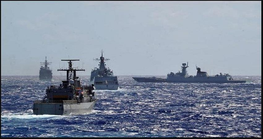 america Supports Inviting Australia To Annual Malabar Exercise With Quad Countries prsgnt