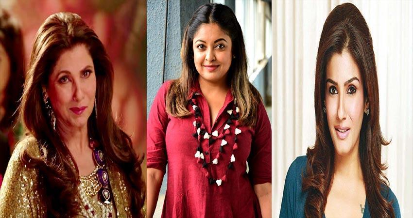 raveena-tondon-and-dimple-kapadia-said-on-tanushree-dutta-nana-patekar-controversy