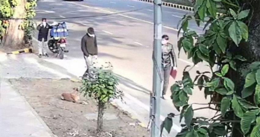 4 students arrested in Kargil for blasting Israeli embassy musrnt
