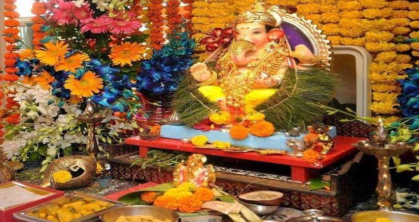 to make shri ganesh happy complete these works till anant chaturdashi