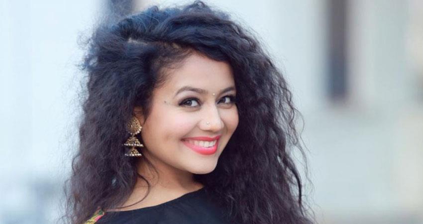 without makeup neha kakkar cute video viral on instagram jsrwnt