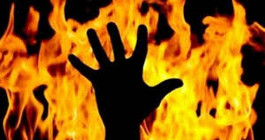 dalit woman burnt alive by a man in aurangabad maharashtra dies in hospital