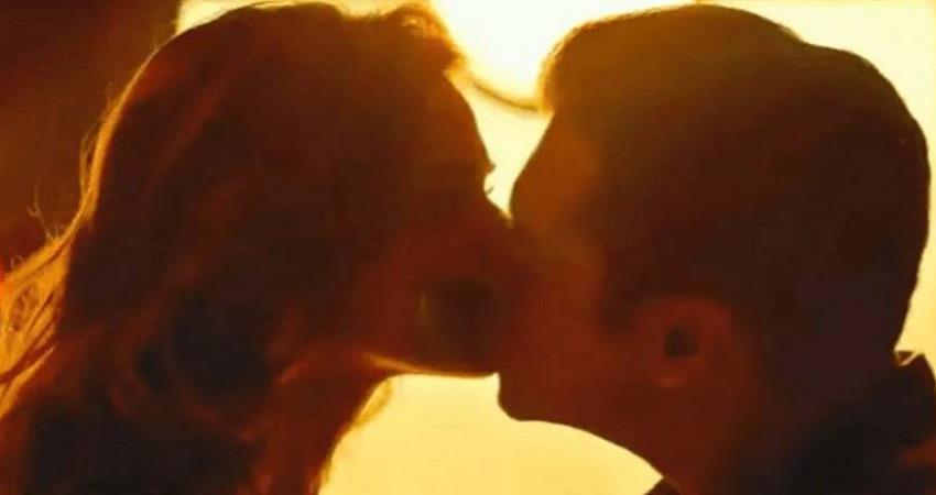 salman khan did not break his no kissing rule jsrwnt