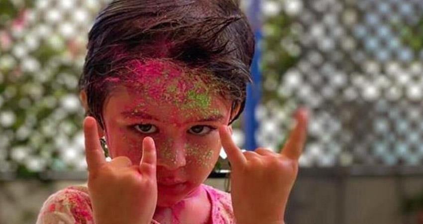 bollywood star kids holi celebration 2021 sosnt