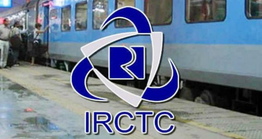 irctc heavy listing in sherry market, registered premium of 101.25%