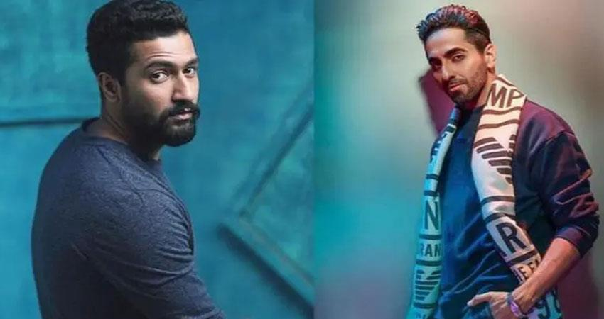 vicky kaushal and ayushmann upcoming movie to be released on same date
