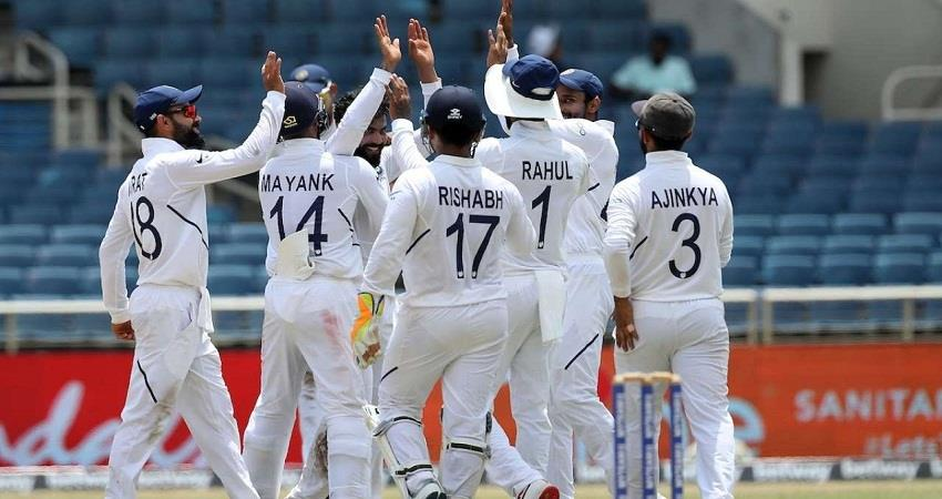 team india slipped to second place in world test championship sohsnt