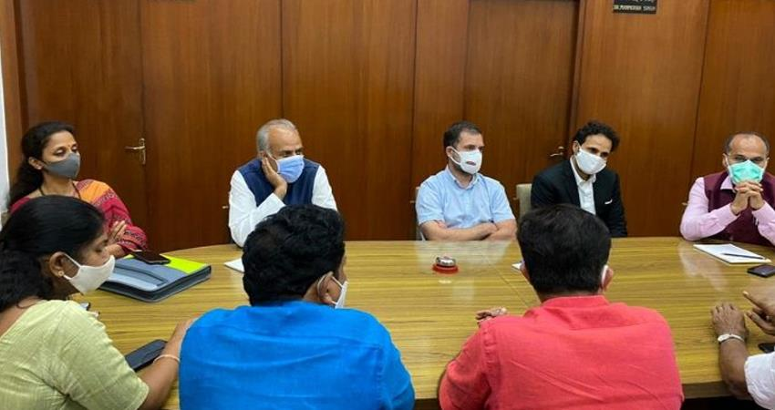 opposition-discussed-strategy-to-surround-the-government-rahul-said-talk-on-the-issues-prshnt