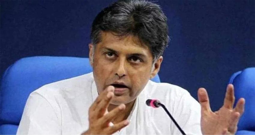 manish tewari calls targeting of hindus a nefarious attempt to impose islamic agenda albsnt