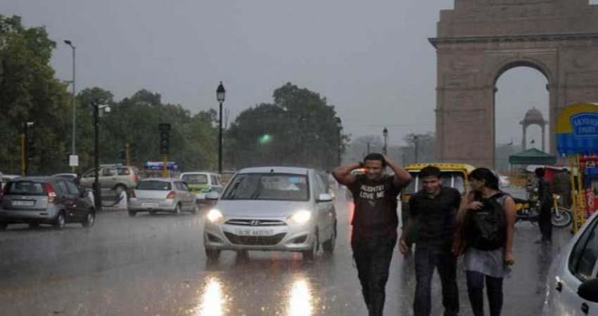 monsoon will reach soon in delhi said weather department