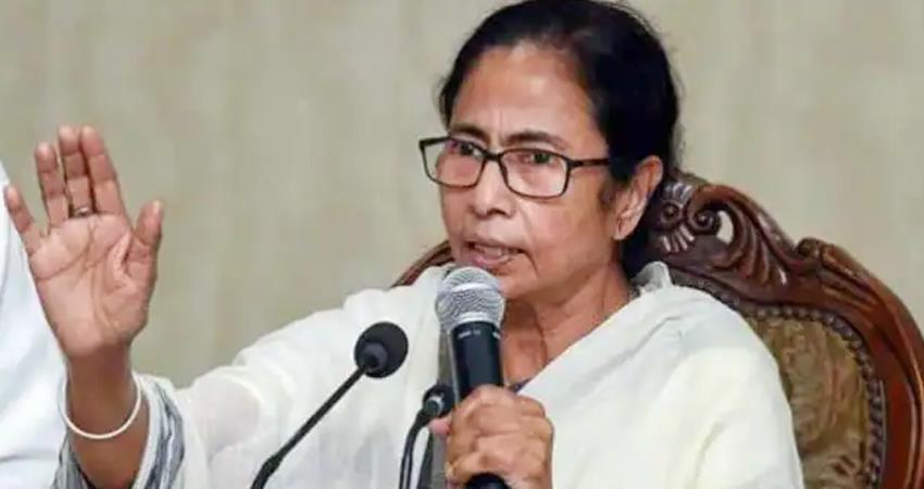 mamta is projecting herself as a mature leader musrnt