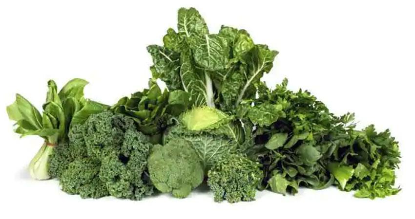 green vegetables are equipped with many properties helps to fight serious diseases