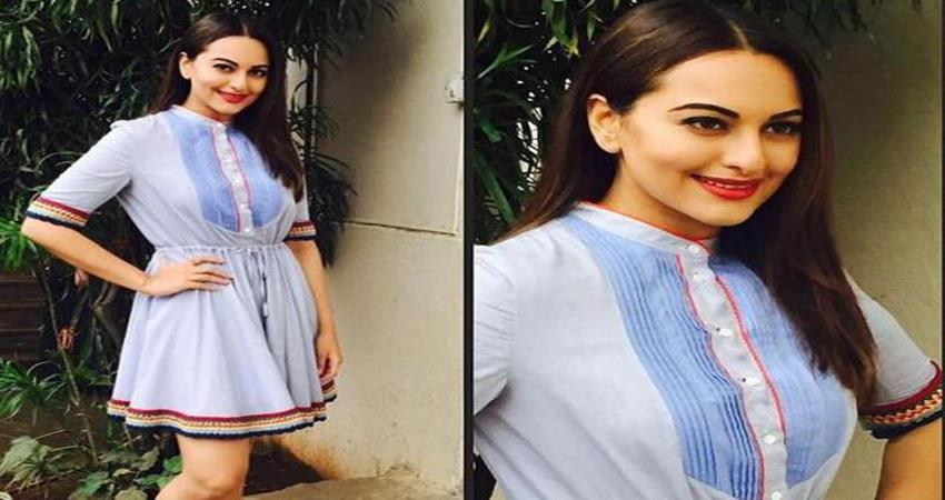 sonakshi sinha arrested by police watch viral video here