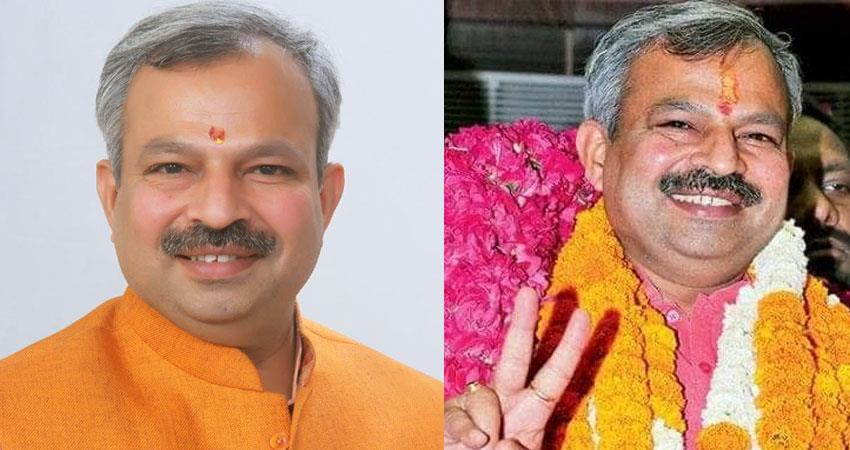 delhi bjp new president adesh gupta exclusive interview aljwnt