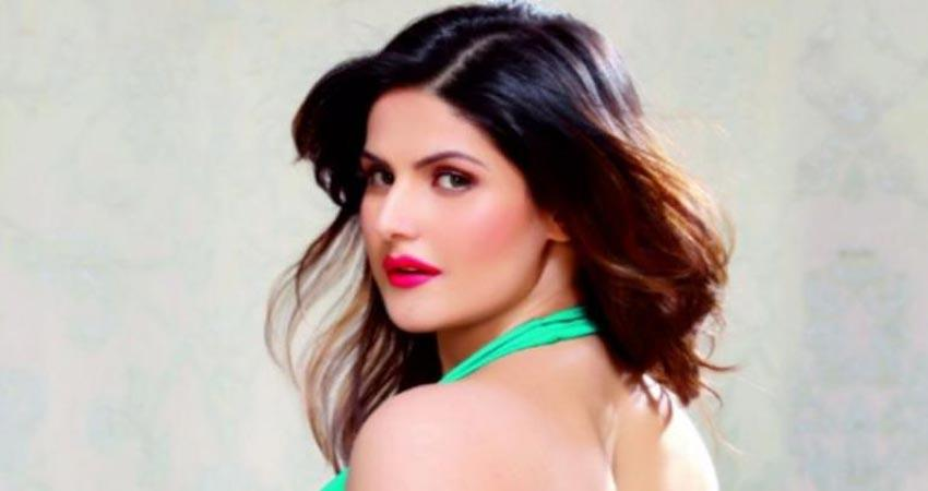 zareen khan new film is based on gay and lesbian friendship