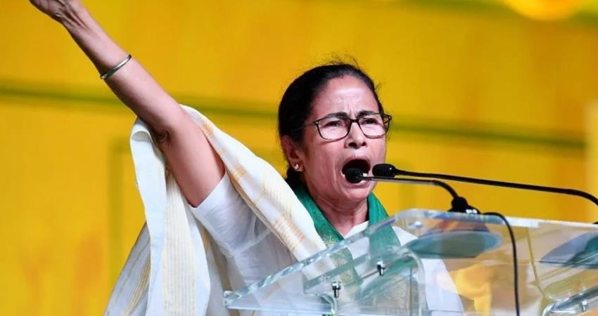 cm mamta is planning a victory strategy in bengal the wire is attached to the letter