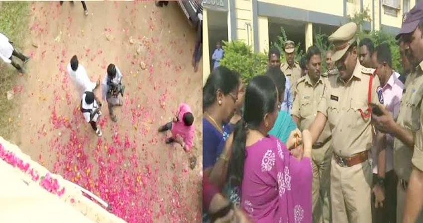 People are happy over Hyderabad encounter due to sluggish investigation process
