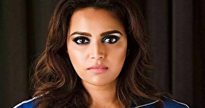 swara bhasker tweet on tis hazari court dispute between police and lawyers