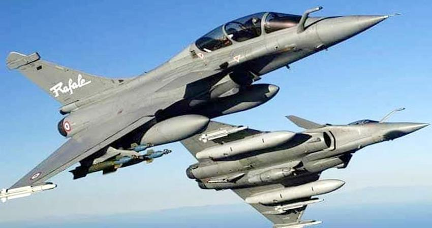 indian air force will get first rafael on 8 october qualities on rafale