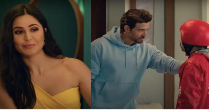 zomato reacts to trolling over hrithik roshan and katrina kaif ads sosnnt