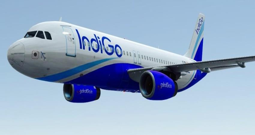 indigo chennai kuwait flight declared an emergency landing after smoke alarm