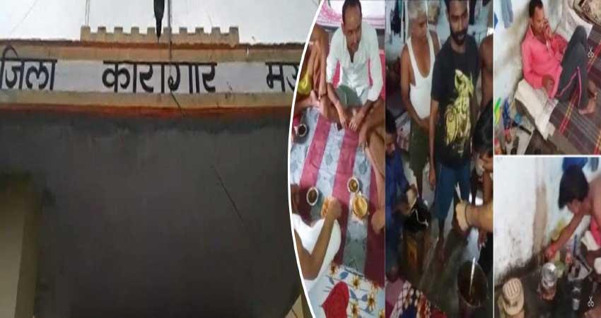 mau jail viral video of prisoner