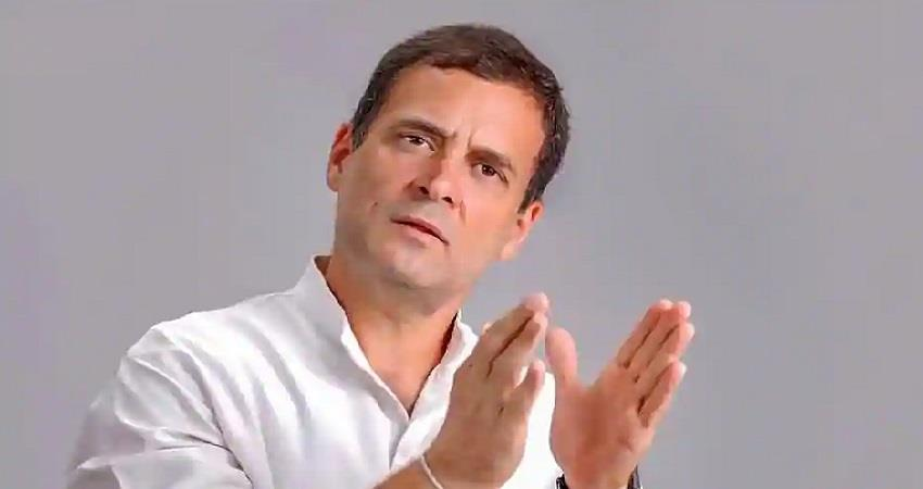 rahul gandhi attack on bjp-rss said- adivasis and dalits should not be educated pragnt