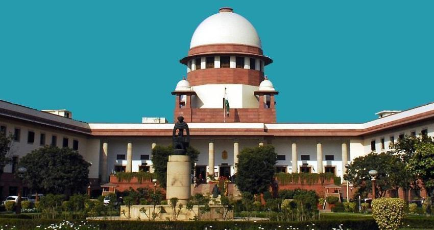 bjp modi govt filed review petition in supreme court sc st communities creamy layer reservation