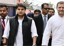 MP में सियासी घमासान, कांग्रेस ने लिस्ट जारी कर बताया 18 साल में सिंधिया को क्या-क्या दिया