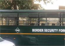 बांग्लादेशी अपराधियों ने भारतीय बीएसएफ पर किया हमला, एक जवान घायल