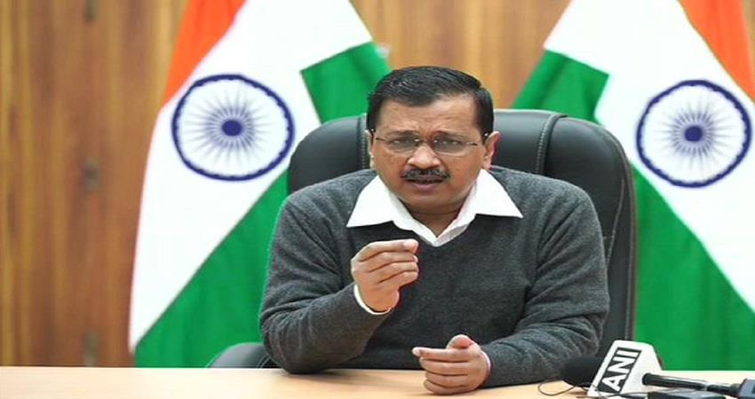 we have not received vaccines yet said delhi cm kejriwal kmbsnt