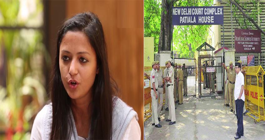 jnu ex-student shehla rashid gets big relief from delhi court