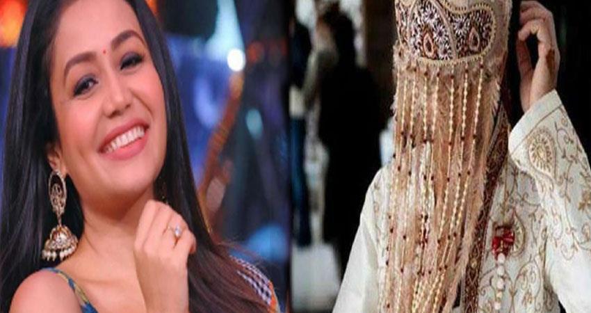 singer neha kakkar get married soon with rohanpreet singh anjsnt
