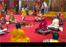 सफरनामा 2020: ऐतिहासिक राम मंदिर भूमि पूजन, हाथरस कांड, विकास दुबे एनकाउंटर का साक्षी बना ये साल