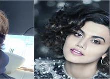 शाहरुख के साथ फिल्म करने पर Taapsee ने दिया मजेदार जवाब, कहा- 'मैं छत पर चढ़कर...'