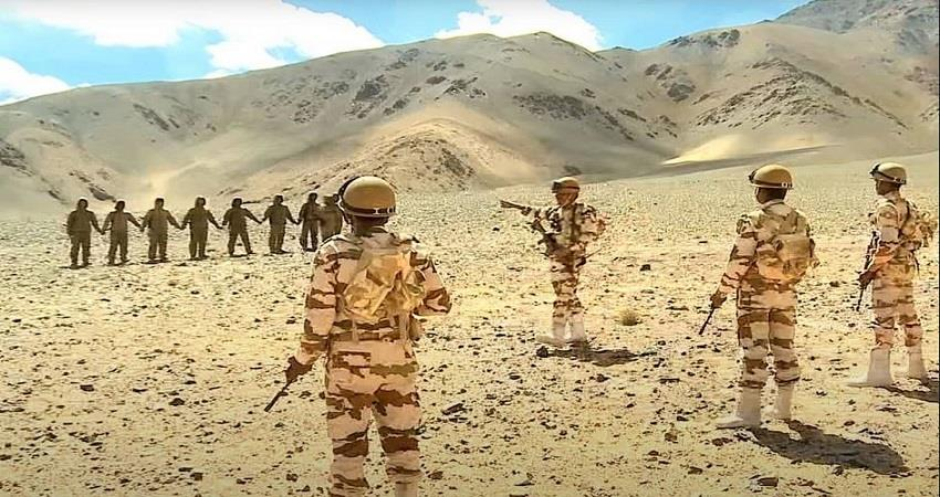 india china army level meeting both country agree to restart galwan prsgnt