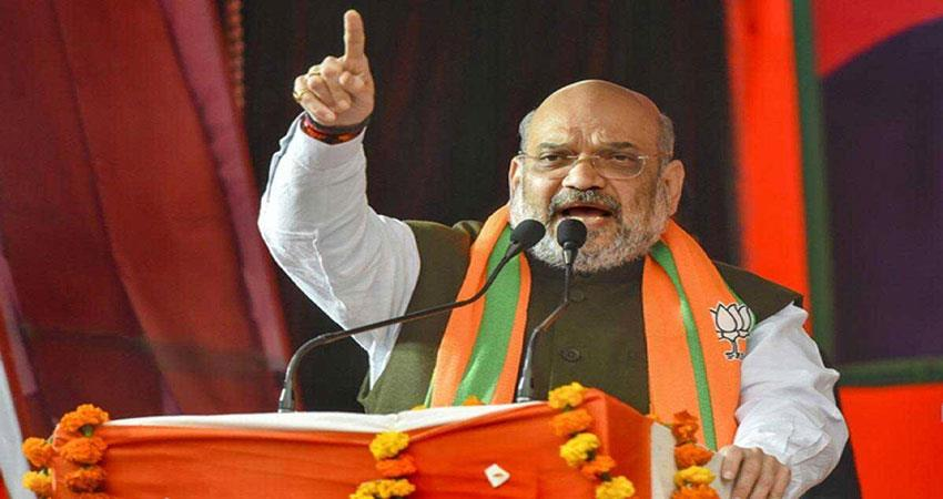 amit shah said modi govt is  doing everything possible to maintain the might of the af sohsnt
