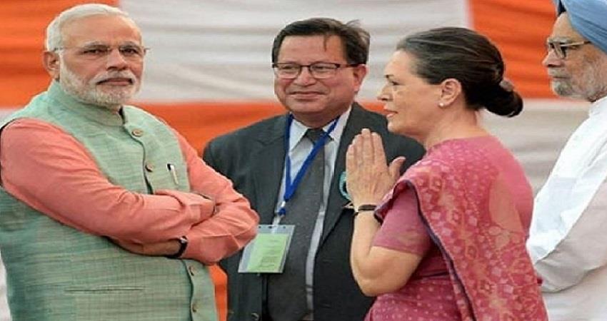 congress interim president sonia gandhi writes to pm narendra modi on covid19