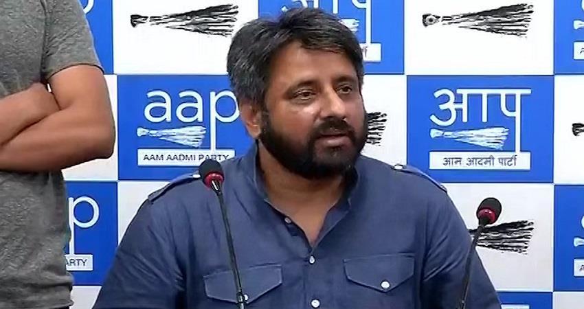 delhi govt audit irregularities in  delhi waqf board amanatullah khan kmbsnt