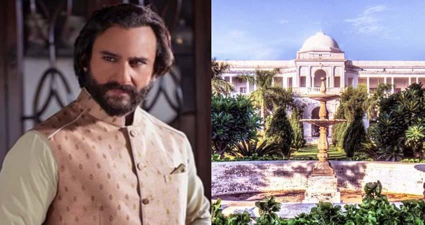 saif ali khan talk about his pataudi palace sosonnt